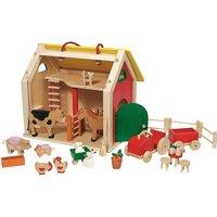 Goki Wooden Farm Cottage