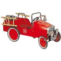 Goki Fire Truck red (14069)