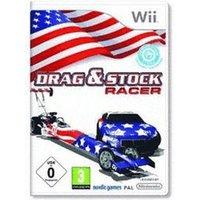 Drag & Stock Racer (Wii)