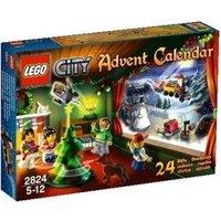 LEGO City Advent Calendar 2010 (2824)