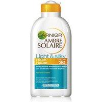 Garnier Ambre Solaire Light & Silky SPF 30 (200ml)