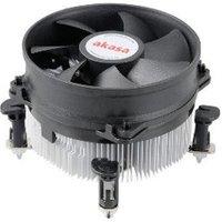Akasa Dual Socket Aluminium Cooler (AK-CCE-7101CP)