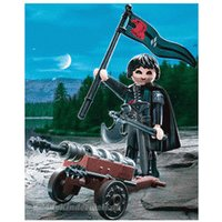 Playmobil Falcon Knight Canon Guard (4872)