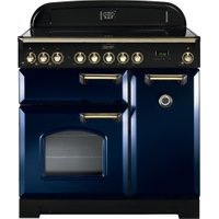Rangemaster Classic Deluxe 90 Electric Induction
