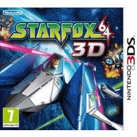 StarFox 64 3D (3DS)