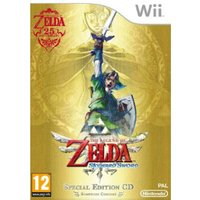 The Legend of Zelda: Skyward Sword - Special Orchestra-CD - Limited Edition (Wii)