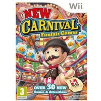 New Carnival Funfair Games (Wii)