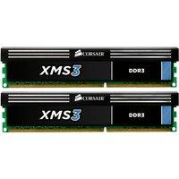 Corsair XMS3 8GB Kit DDR3 PC3-10666 CL9 (CMX8GX3M2A1333C9)
