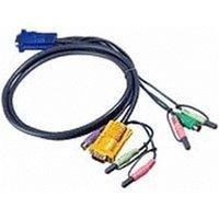 Aten PS/2 KVM Cable, 3m (2L-5303P)