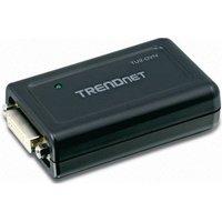 TRENDnet USB DVI VGA Adapter (TU2-DVIV)
