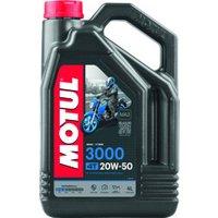 Motul 3000 4T 20W-50 (4 l)
