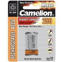 Camelion 250mAh Ni-MH 9V 6F22 6LR61