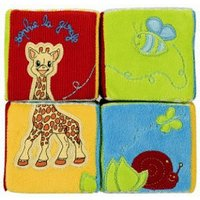 Vulli Sophie the Giraffe Early Learning Cubes
