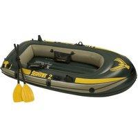 Intex Seahawk 2 Boat Set