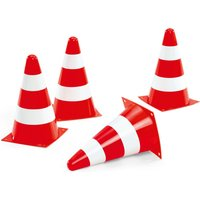 Rolly Toys Set of 4 Cones