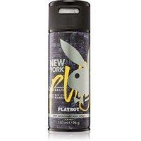 Playboy New York Deodorant Spray (150 ml)