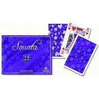 Piatnik Sonata Bridge Doubles