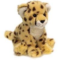 WWF Cheetah Floppy Big Cat 15 cm