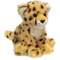 WWF Cheetah Floppy Big Cat 15 cm