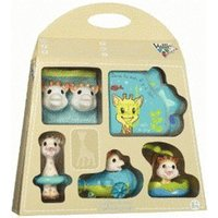 Vulli Sophie The Giraffe Bath Set