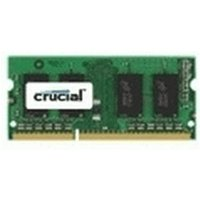 Crucial 4GB SO-DIMM DDR3 PC3-10600 CL9 (CT51264BC1339)