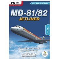 MD-81/82 Jetliner (Add-On) (PC)