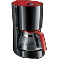 Melitta Enjoy Glass Red Black