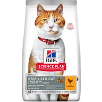 Hill's Science Plan Feline Young Sterilised Cat (1,5 kg)