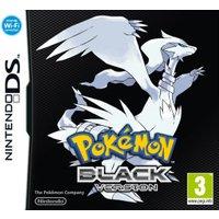 Pokémon: Black Version (DS)