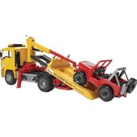 Bruder MAN TGA Tow Truck with Jeep (2750)