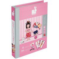 Janod Magnetic Book Girls
