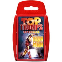 Winning-Moves Top Trumps Iron Man 2