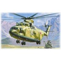 Zvezda MIL MI-26 SOVIET HEAVY HELICOPTER «HALO» (7270)