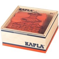 Kapla 40 Piece Building Set - Orange
