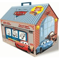 Noris Multiprint Disney Cars Rubber Stamp Set