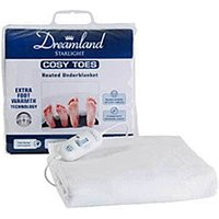 Dreamland Starlight Cosy Toes Heated Underblanket Kingsize