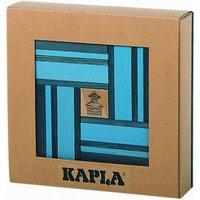 Kapla Blue/Dark Blue Dual Colour Set