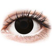ColourVue Crazy Lens Blackout (2 pcs.)