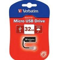 Verbatim USB Micro Colours 32GB