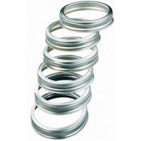Leifheit Preserving Jar Screw Rings 36401