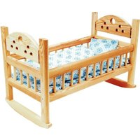 Small Foot Design Doll's Cot (9603)