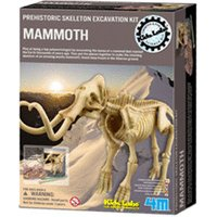 4M Kidzlabs - Dig a woolly mammoth skeleton (03236)