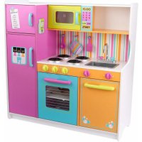 KidKraft Deluxe Big and Bright Kitchen (53100)