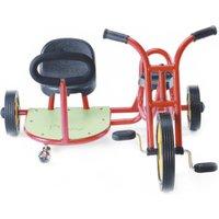 Eduplay Trike with Sidecar