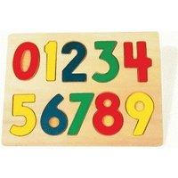 Legler Set Puzzle Numbers