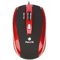 NGS Optical Mouse RedTick