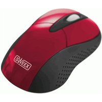 Sweex Wireless Mouse Cherry Red