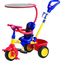 Little Tikes 3 In 1 Trike Blue Red