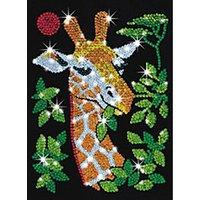 KSG Sequin Art Giraffe