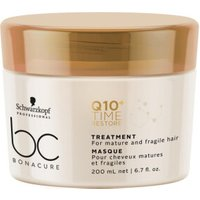 Schwarzkopf Bonacure Time Restore Q10 Treatment (200 ml)